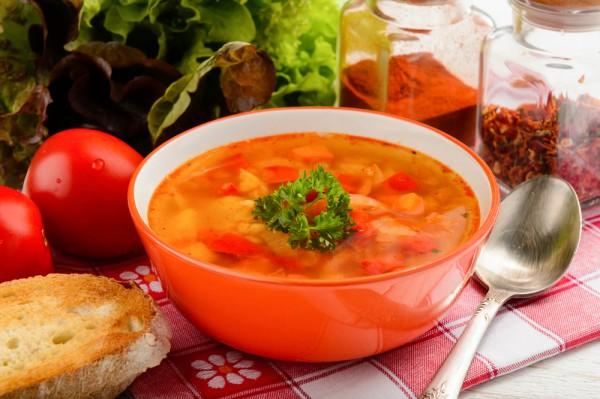 рецепты суп из чечевицы постный рецепт