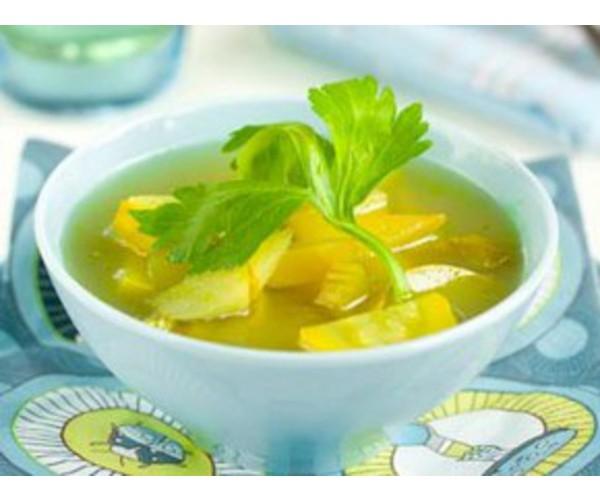 Рецепт                  Освежающий летний суп