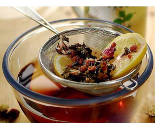 Рецепт                  Травяной чай