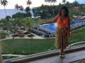 Наталка Карпа с мужем наслаждается отдыхом на Шри-Ланке