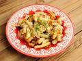Как приготовить жареную картошку с грибами (видео)