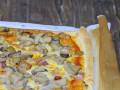 Как приготовить пиццу с грибами и ветчиной