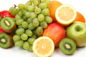 Диетологи пришли к выводу, что в день нужно употреблять 8 порций овощей и фруктов