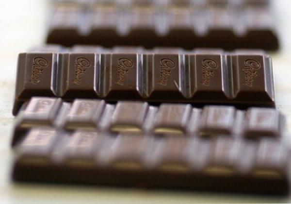 Регулярное употребление шоколада снижает индекс массы тела
