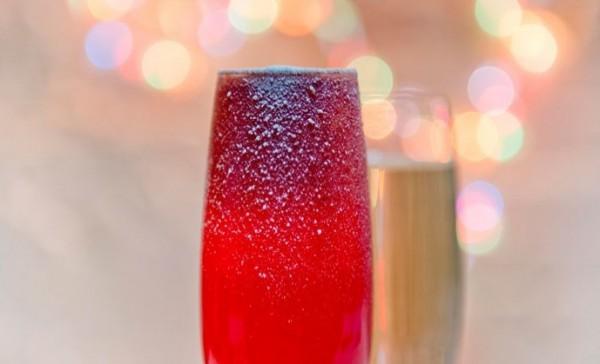 Рецепт                  Новогодние рецепты: Зимний коктейль