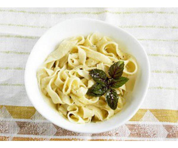 Рецепт                  Паста с лимонным соусом