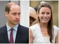 Принц Уильям улетел на свадьбу своей бывшей девушки