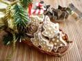 Как приготовить рождественские пряники с глазурью