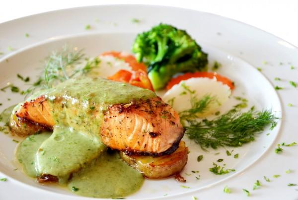Рецепт                  Зеленый творожный соус