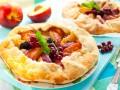 Как приготовить галету с летними фруктами