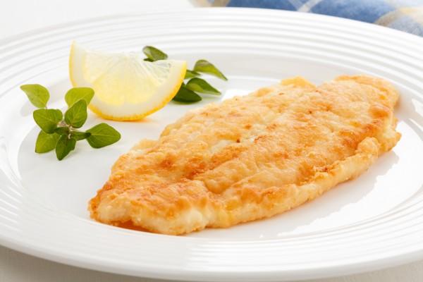 Рецепт                  Жареное рыбное филе в кляре