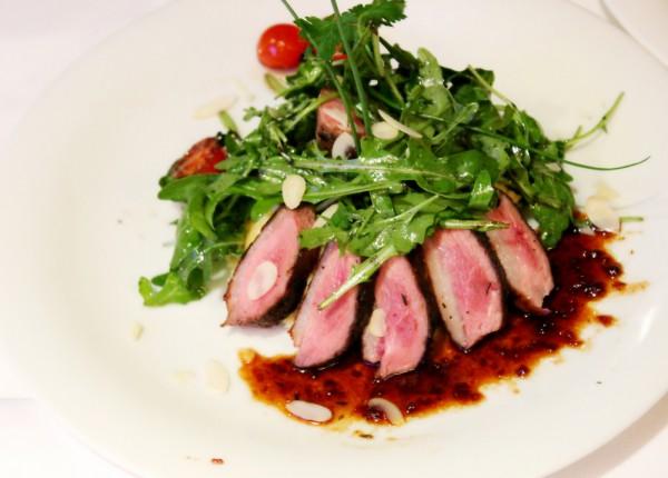 салат из утиного филе рецепты
