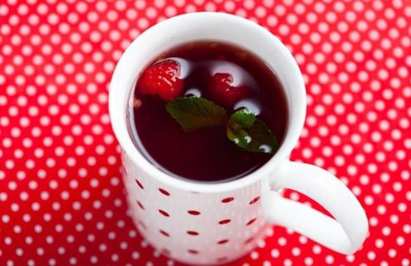 Рецепт                  Малиновый чай от Даши Малаховой
