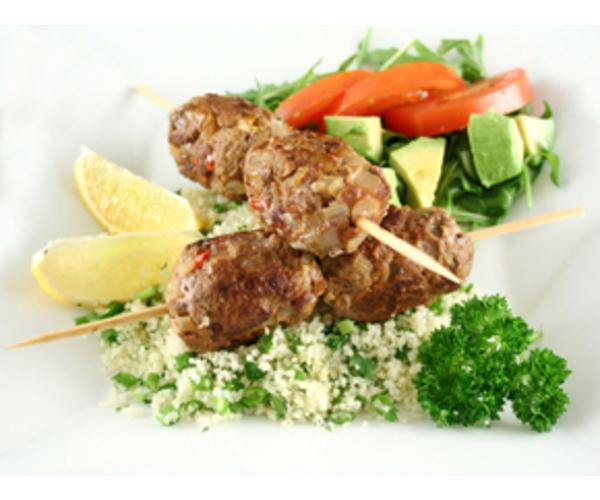 Рецепт                  Кюфта (рубленые котлеты) по-египетски