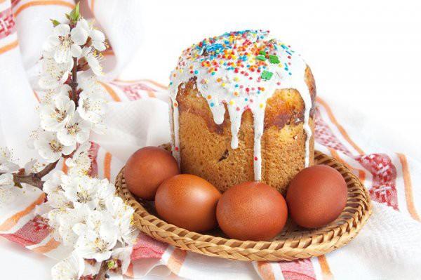 Рецепт                  Царские пасхальные куличи