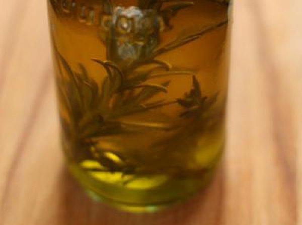 Рецепт                  Как приготовить розмариновое масло?
