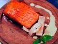 МастерШеф 6: форель в лаймово-медовом соусе от Юрия Кармазина