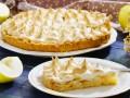 Как приготовить яблочный пирог с безе
