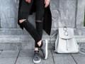 Вещь дня: брюки с прорезями на коленях