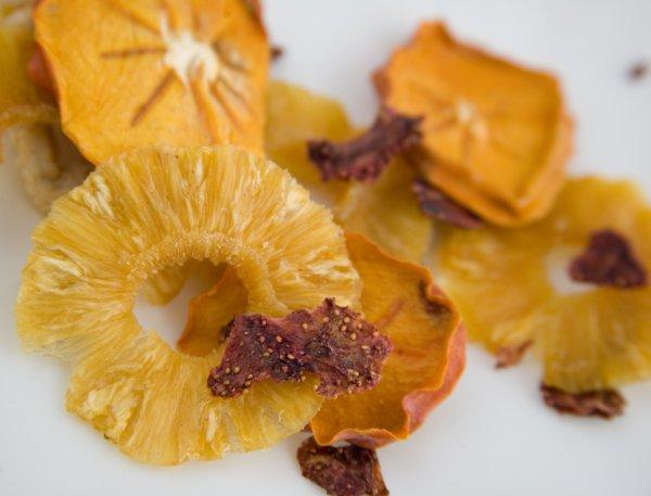 Рецепт                  Сушим овощи и фрукты
