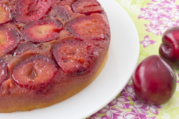 Рецепт                  Сливовый тарт-татен