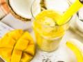 Как приготовить смузи из манго и банана