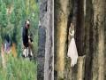 Свадебный фотосет: на что идут фотографы ради красивого кадра