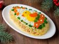 Новогодние блюда в виде петуха: ТОП-5 рецептов