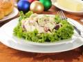 Рождественский салат Вальдорф