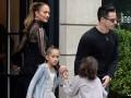 Дженнифер Лопес с детьми и молодым бойфрендом сходила на мюзикл