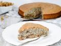 Ореховый Спас 2016: Пирог с маком и грецкими орехами
