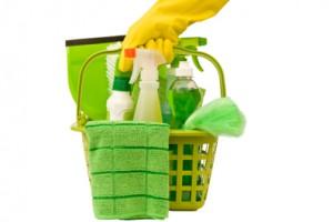 Замени химические чистящие средства натуральными