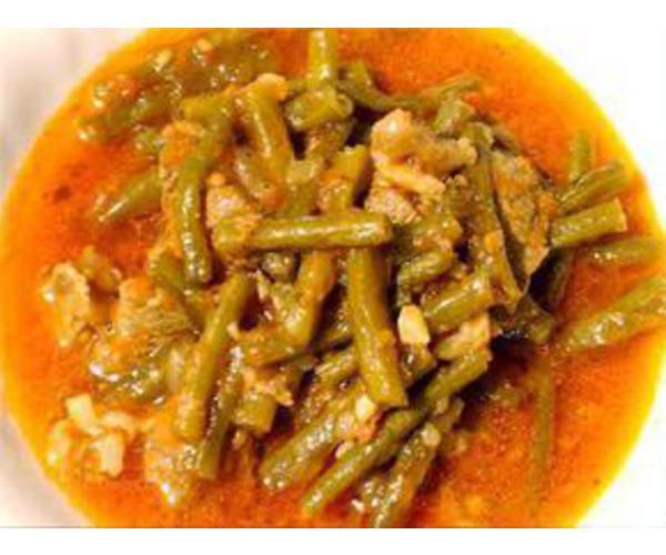Рецепт                  Зеленое лобио