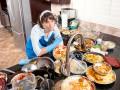 Ученые: беспорядок на кухне способствует перееданию
