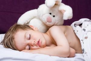 Пусть у малыша будет игрушка, которая будет приходить тогда, когда малышу пора засыпать