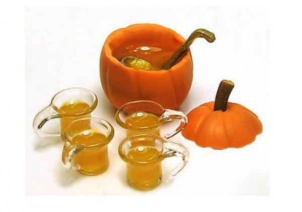 Рецепт                  ТОП-5 напитков из тыквы