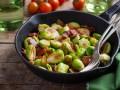 Что приготовить из брюссельской капусты: три вкусные идеи