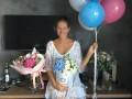 Катя Осадчая показала фото, где ей 14 лет