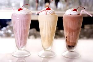 Молочные коктейли