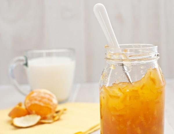Рецепт                  Мандариновое желе: Рецепт приготовления