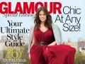 Plus-size модель Эшли Грэм украсила обложку Glamour