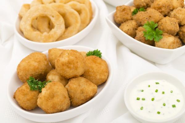 Рецепт                  Крокеты картофельные: Рецепт