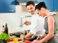 Как приготовить ужин вдвоем с мужем