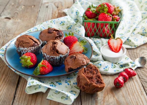Рецепт                  Летние кексы