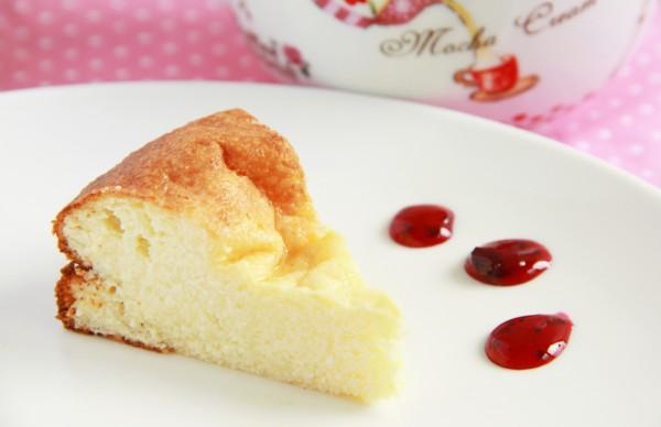 Рецепт                  Творожная запеканка с ванилью