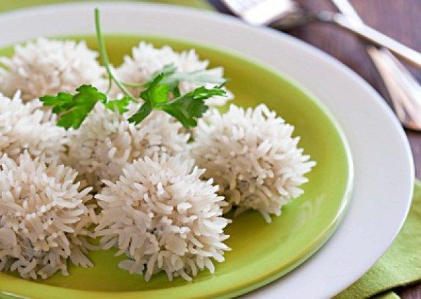 Рецепт                  Рисовые шарики с пряной курицей