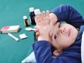 Лечение гриппа у ребенка: семь ошибок
