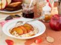 Что приготовить на завтрак осенью: три рецепта из яблок