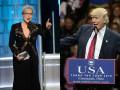 Золотой глобус 2017: Трамп ответил на критику Мэрил Стрип в его адрес