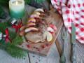Блюда на Новый год: запеченная свинина с яблоками и клюквой